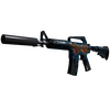 M4A1-S | Master Piece (Battle-Scarred)
