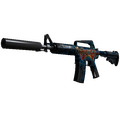 M4A1-S | Master Piece <br>(Battle-Scarred)