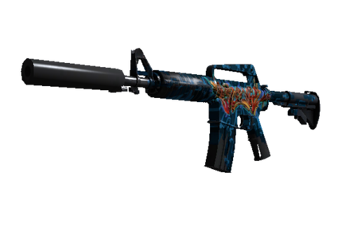 Buy M4A1-S | Master Piece (Field-Tested)