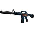 M4A1-S | Master Piece (Well-Worn)
