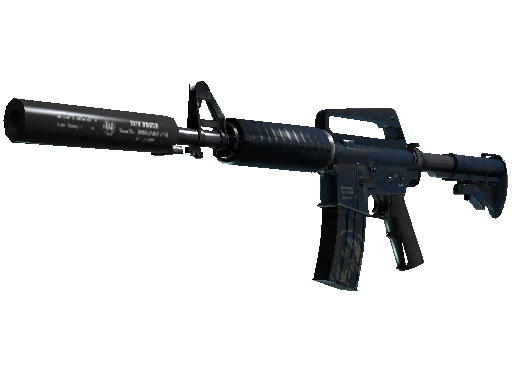 M4A1-S | Guardian Battle-Scarred