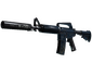 StatTrak™ M4A1-S | Guardian (Battle-Scarred)