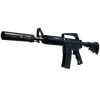 M4A1-S | Guardian <br>(Battle-Scarred)