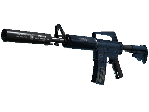 M4A1-S | Guardian Well-Worn