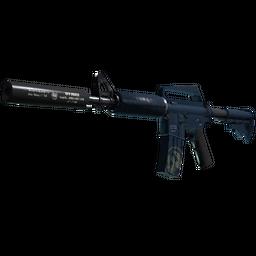 StatTrak™ M4A1-S | Guardian (Well-Worn)