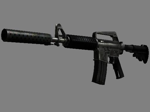 Скин M4A1-S | Василиск (Закаленное в боях)