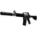 StatTrak™ M4A1-S | Basilisk <br>(Battle-Scarred)