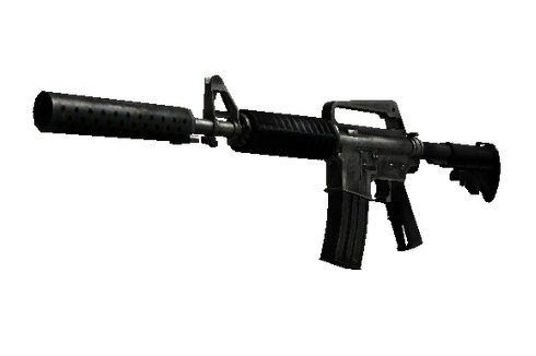 Buy StatTrak™ M4A1-S | Basilisk (Battle-Scarred)