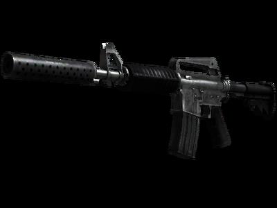 M4A1-S | Василиск (После полевых испытаний)