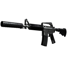 StatTrak™ M4A1-S | Basilisk (Well-Worn)
