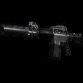 M4A1-S | Basilisk <br>(Minimal Wear)