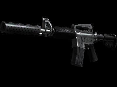 M4A1-S | Василиск (Немного поношенное)