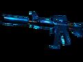 M4A1-S   Blue Phosphor