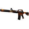 M4A1-S | Atomic Alloy <br>(Minimal Wear)