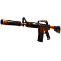 StatTrak™ M4A1-S | Atomic Alloy <br>(Factory New)
