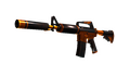 M4A1-S - Atomic Alloy