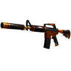 StatTrak™ M4A1-S | Atomic Alloy (Factory New)