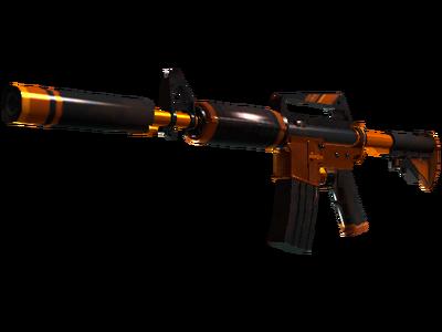 M4A1-S | Атомный сплав (Немного поношенное)