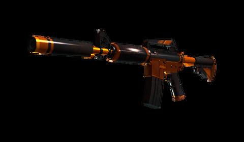 M4A1-S - Atomic Alloy