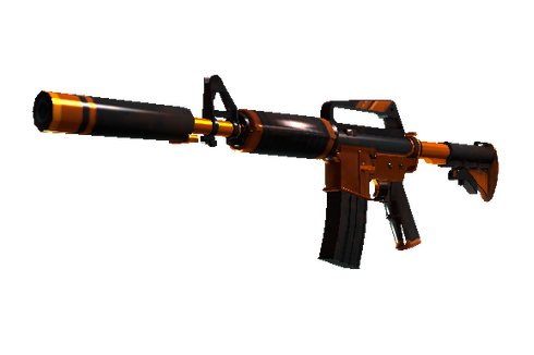 Buy M4A1-S | Atomic Alloy (Minimal Wear)