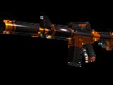 M4A1-S | Atomic Alloy (Minimal Wear)