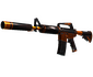 M4A1-S | Atomic Alloy (Well-Worn)