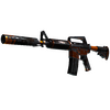 M4A1-S | Atomic Alloy <br>(Battle-Scarred)