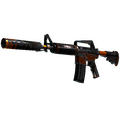 StatTrak™ M4A1-S | Atomic Alloy <br>(Battle-Scarred)