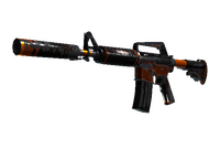 M4A1-S | Atomic Alloy (Battle-Scarred)