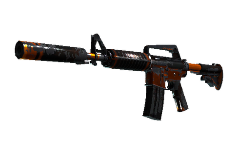 StatTrak™ M4A1-S | Atomic Alloy (Battle-Scarred) Prices