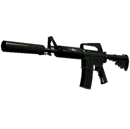 M4A1-S | Moss Quartz (Field-Tested)