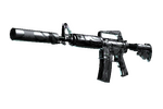 M4A1-S | Dark Water (Minimal Wear)
