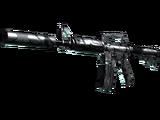 M4A1-S | Dark Water (Minimal Wear)