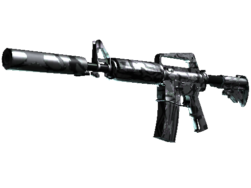 StatTrak™ M4A1-S | Dark Water (Field-Tested)