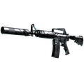 M4A1-S | Dark Water <br>(Minimal Wear)