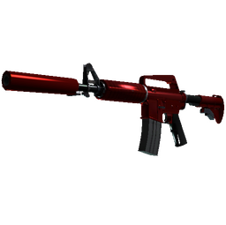M4A1-S | Hot Rod (Minimal Wear)