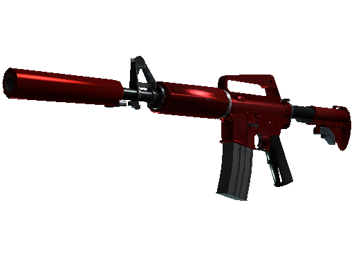 Chroma 3 M4A1-S Hot Rod