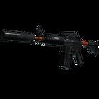 M4A1-S | Nitro (Battle-Scarred)