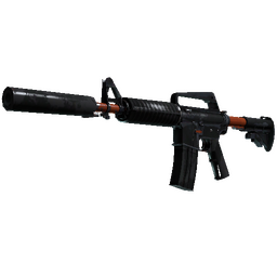 M4A1-S | Nitro (Battle-Scarred)