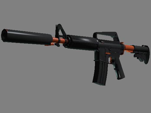 M4A1-S | Nitro Factory New