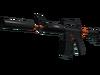 M4A1-S | Nitro (Minimal Wear)