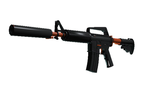 M4A1-S | Nitro (Minimal Wear) Prices