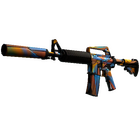 M4A1-S | Leaded Glass (Field-Tested)