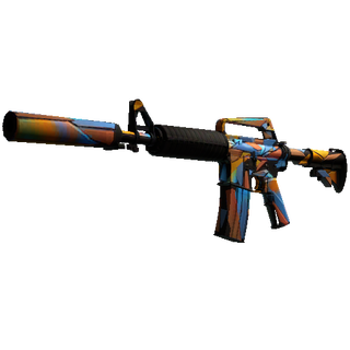 M4A1-S   Leaded Glass (Field-Tested)