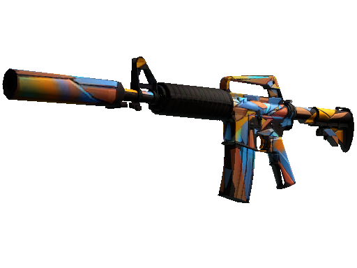 M4A1-S | Leaded Glass Minimal Wear