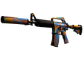 M4A1-S | Leaded Glass