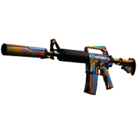 StatTrak™ M4A1-S | Leaded Glass