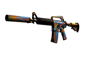 M4a1 S Leaded Glass Factory New