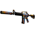 M4A1-S | Leaded Glass (Minimale Gebrauchsspuren)