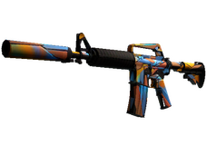Skin M4A1-S | Leaded Glass
